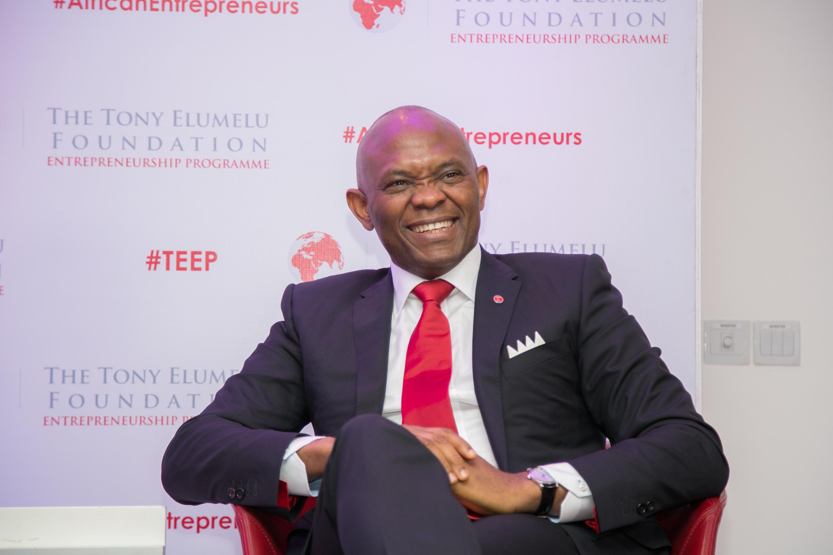 Calling Startup African Entrepreneurs: Apply for the 2020 Tony Elumelu Foundation Entrepreneurship Programme